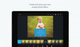Adobe Photoshop Express Screenshot