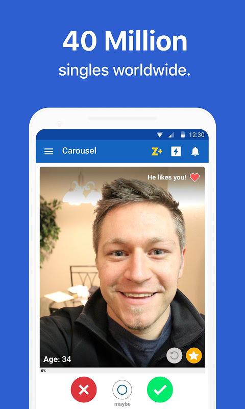 zoosk - br. 1 aplikacija za upoznavanje internetski chat besplatno