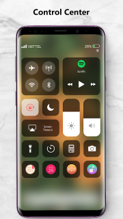 iCenter iOS 13 - Control Center IOS12 & Notify 2 3 Download APK for