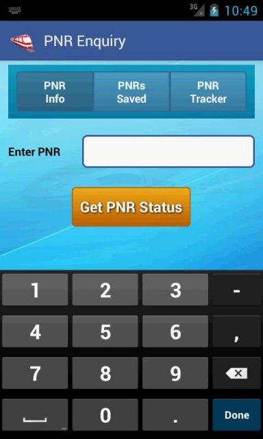 PNR status 12 Download APK for