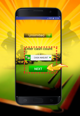 coins and cash for 8 ball pool prank screenshot 3