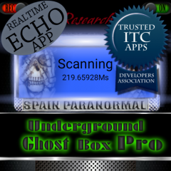 Underground Ghost Box Pro 4 0 Download APK for Android - Aptoide