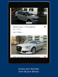 AutoScout24 Switzerland – Find your new car screenshot 4
