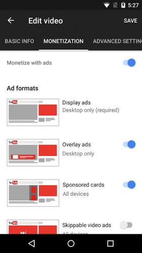 YouTubeStudio screenshot 5