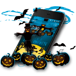 Halloween Pumkin Theme 1 1 5 Download Apk For Android Aptoide