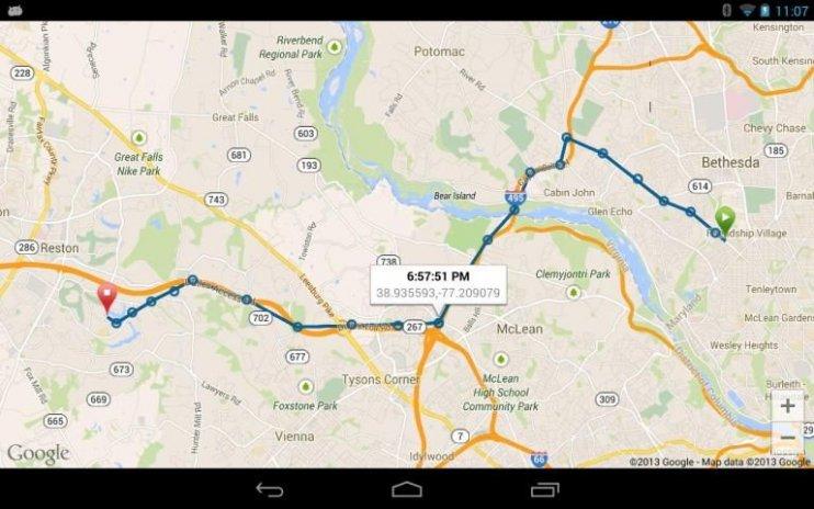TripLog Mileage Log Tracker Download APK For Android Aptoide - Google maps mileage tracker