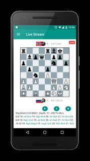 Chessify - Tata Steel Live, Scan, Analyze. screenshot 2