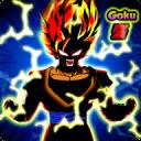 🐲 Super Goku: Dragon Shadow Saiyen Battle