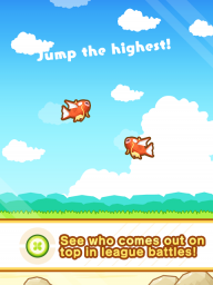 Pokémon: Magikarp Jump screenshot 7