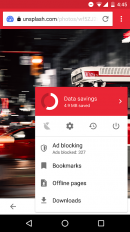 opera mini fast web browser screenshot 9