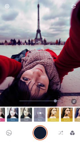 Retrica - A câmera de filtro original screenshot 3