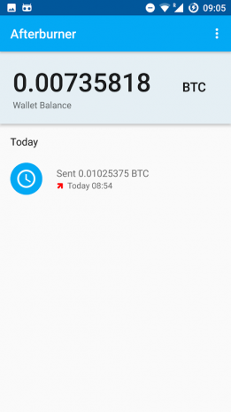 Bitcoin Afterburner 1 02 Download APK for Android - Aptoide