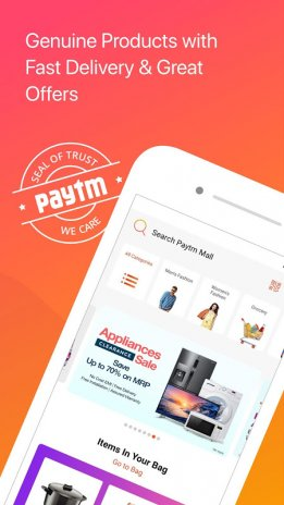 Paytm Mall: Online Shopping App 4 2 2 Download APK for