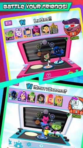 Teen Titans GO Figure! screenshot 6