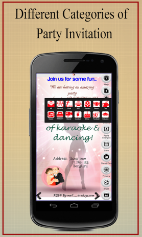 Party Invitation Card Maker 1 00 18 Download Apk For Android