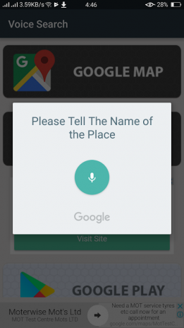 Voice Search 1 0 Download APK for Android - Aptoide