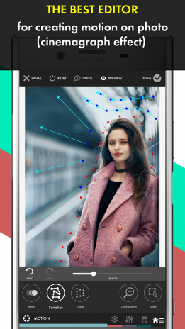 PhotoMotion Maker, Living & Animated Photo Creator 1 9 Download APK