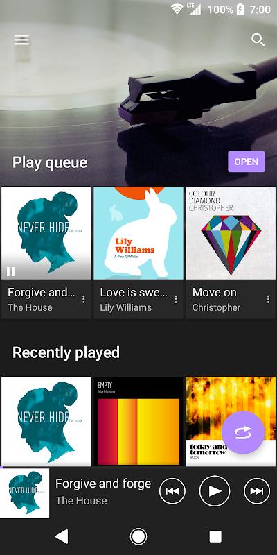 Music screenshot 4
