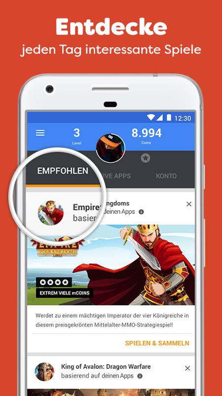 AppLike: Apps & Prämien screenshot 1