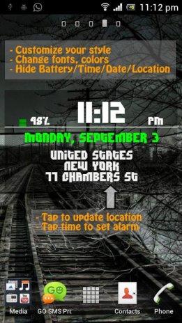 Digital Clock Widget 1 8 Download APK for Android - Aptoide