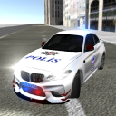 American M5 Police Car Game: Police Games 2021