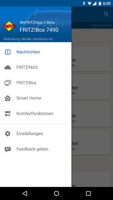 MyFRITZ!App 2 screenshot 1