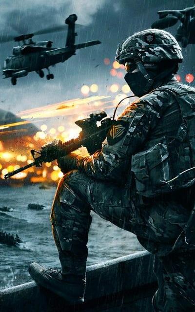 Call of Duty : Mobile Wallpaper HD screenshot 1