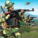 光荣的决心:和平之旅 - 军队游戏
