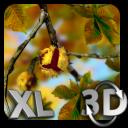 Autumn Leaves in HD Gyro 3D XL  Parallax Wallpaper