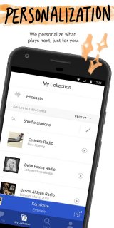 Pandora - Streaming Music, Radio & Podcasts screenshot 4