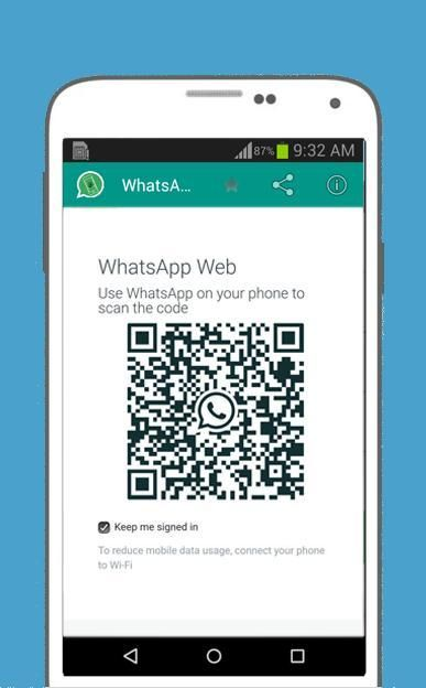 WhatsWeb For WhatsApp screenshot 2