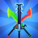 Schwert kombinieren - Untätiger Schmiedemeister