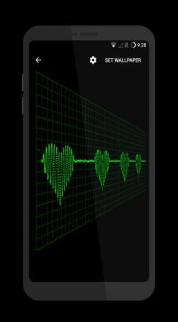Matrix Live Wallpapers Screenshot 4