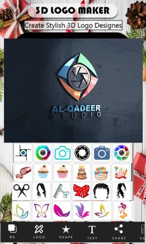 3d Logo Maker 3d Logo Designer 1 7 1 Download Android Apk Aptoide