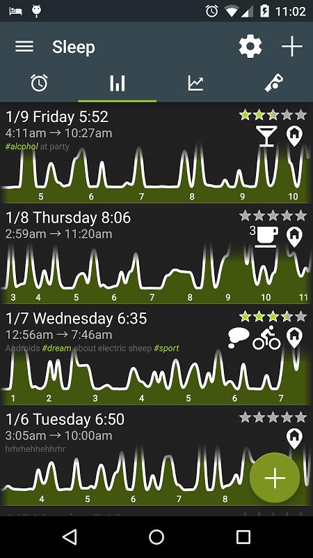 Sleep as Android screenshot 30