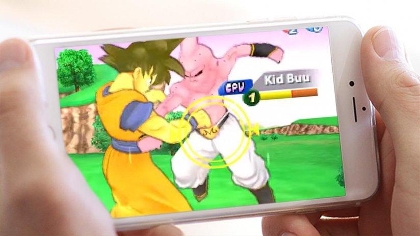 Goku War: Budokai Tenkaichi 1 0 3 Download APK for Android