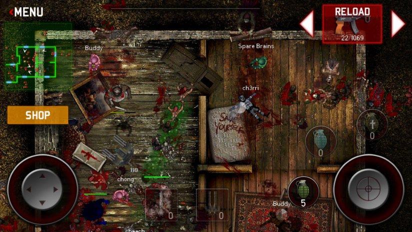 SAS: Zombie Assault 3 Apk Mod Hack