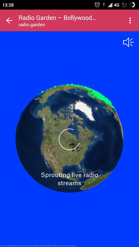 ... Radio Garden Live Screenshot 4 ...