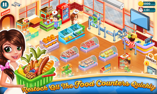 Supermarket Tycoon screenshot 3
