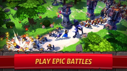 Royal Revolt 2: Tower Defense RPG and War Strategy screenshot 7