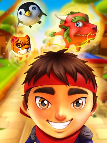 ninja kid run free fun games 1 2 9 download apk for android aptoide