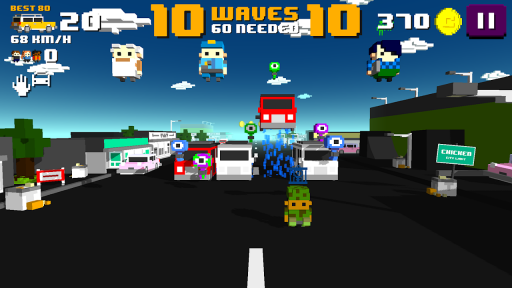 Chicken Jump - Crazy Traffic screenshot 8