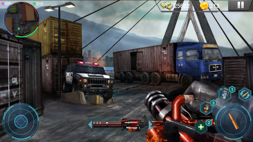 Elite SWAT - counter terrorist game screenshot 4