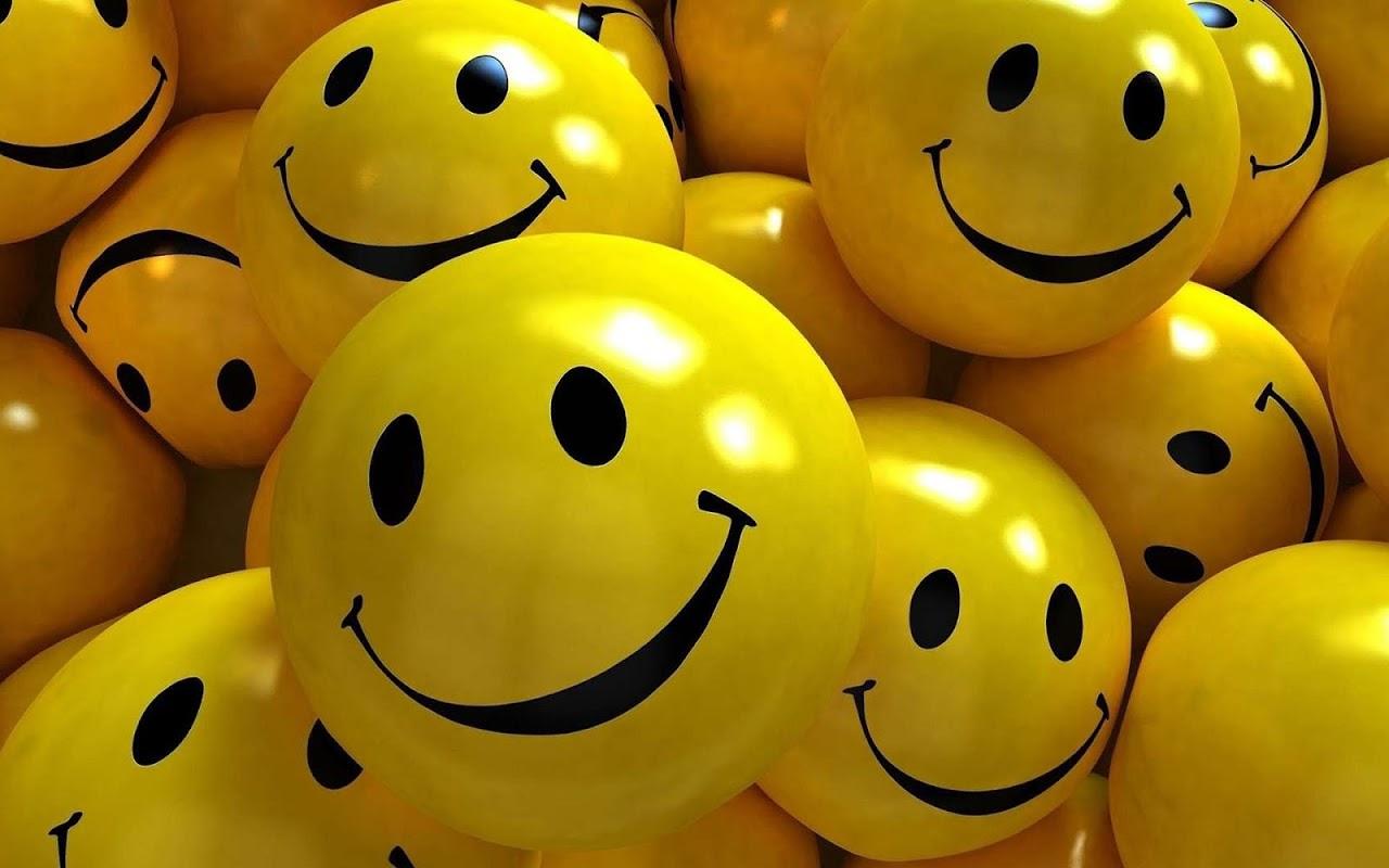 Smiley Wallpaper Bergerak 😊 Gambar Gembira 😄 2 7 Muat