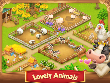 Village and Farm screenshot 8