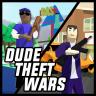 Dude Theft Auto: Open World Sandbox Simulator BETA Icon