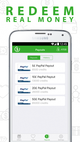 CashApp - Cash Rewards App 3 3 Download APK for Android - Aptoide