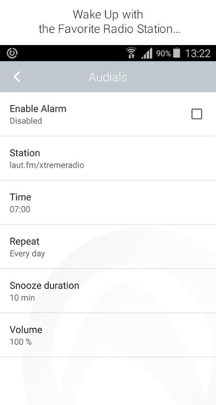 Audials Radio Pro screenshot 1