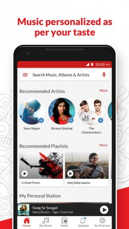 Wynk Music: MP3 & Hindi songs 2 0 8 4 Download APK for