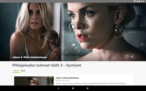 MTV Katsomo screenshot 8
